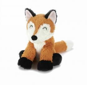 Пинкл (Pinkl) | Игрушка-грелка Лисичка | Intelex Ltd Warmies Cozy Plush Fox