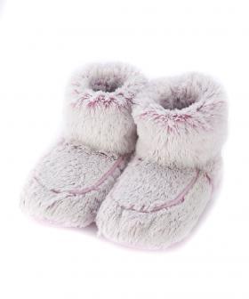 Пинкл (Pinkl) | Сапожки-грелки розовые Marshmallow | Intelex Ltd Warmies Cozy Body Pink Marshmallow Boots