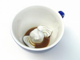 Пинкл (Pinkl) | Кружка с слоном 330мл | Creature Cups ElephantCup 11oz