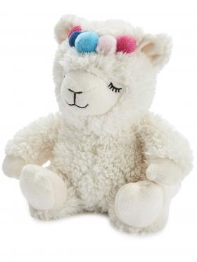 Пинкл (Pinkl) | Игрушка-грелка Junior Лама | Intelex Warmies Cozy Plush Junior Llama