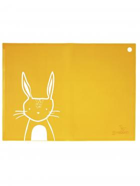 Пинкл (Pinkl) | Коврик для кормления siliMAT кролик | Jjrabbit Silimat Rabbit