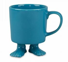 Пинкл (Pinkl) | Кружка цвет бирюзовый | Dylan Kendall Efeet Collection Mug Turquoise
