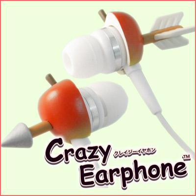 "Пинкл (Pinkl) | Наушники ""Яблоки"" | Crazy Apple"