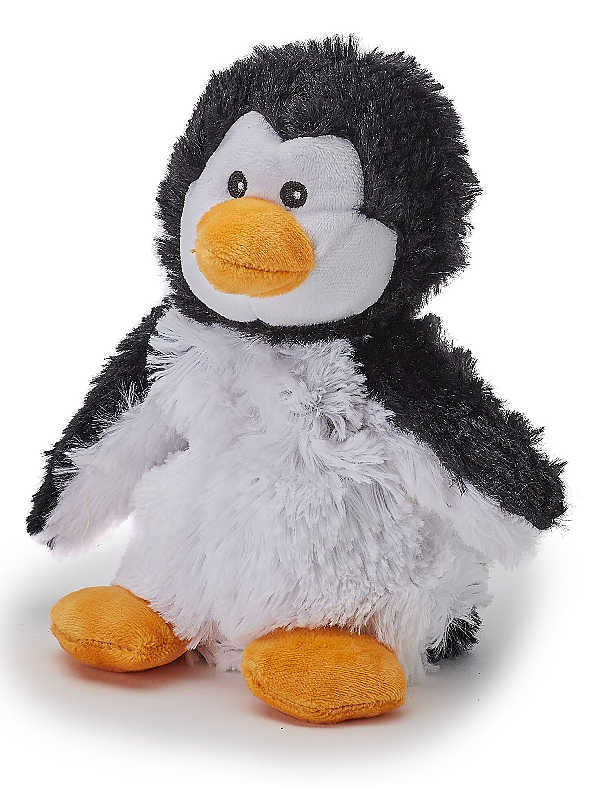 Пинкл (Pinkl) | Игрушка-грелка Junior Пингвиненок | Intelex Warmies Cozy Plush Junior Penguin