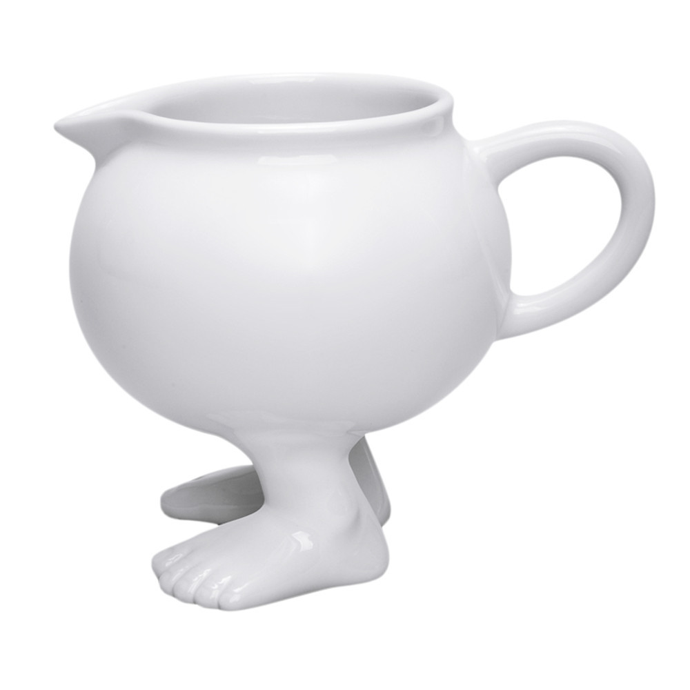 Пинкл (Pinkl) | Молочник | Dylan Kendall Efeet Collection Creamer White