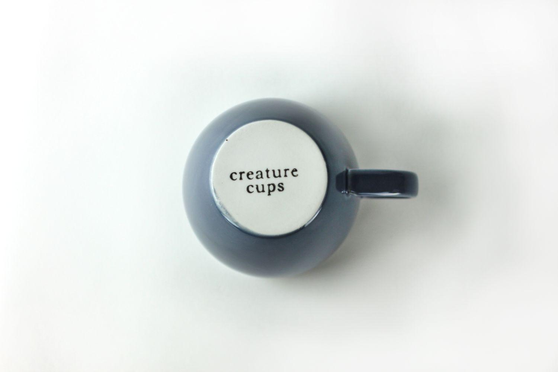 Пинкл (Pinkl) | Кружка с Ламантином 330мл | Creature Cups ManateeCup 11oz