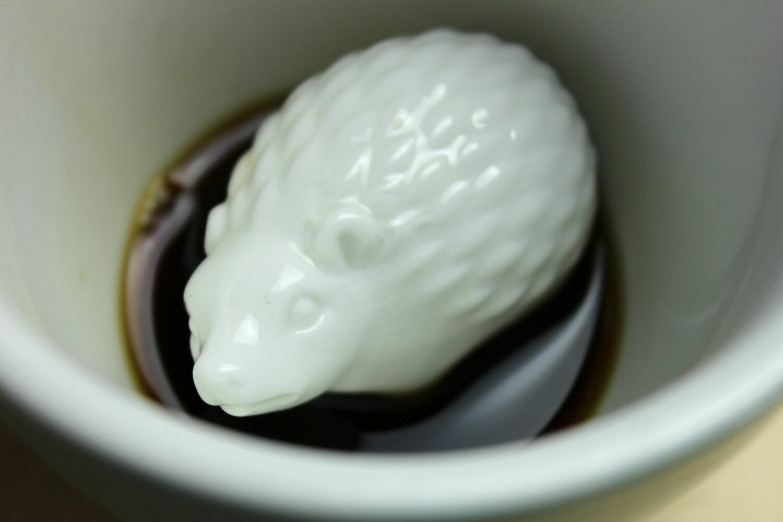 Пинкл (Pinkl) | Кружка с ежиком 330мл | Creature Cups Hedgehog