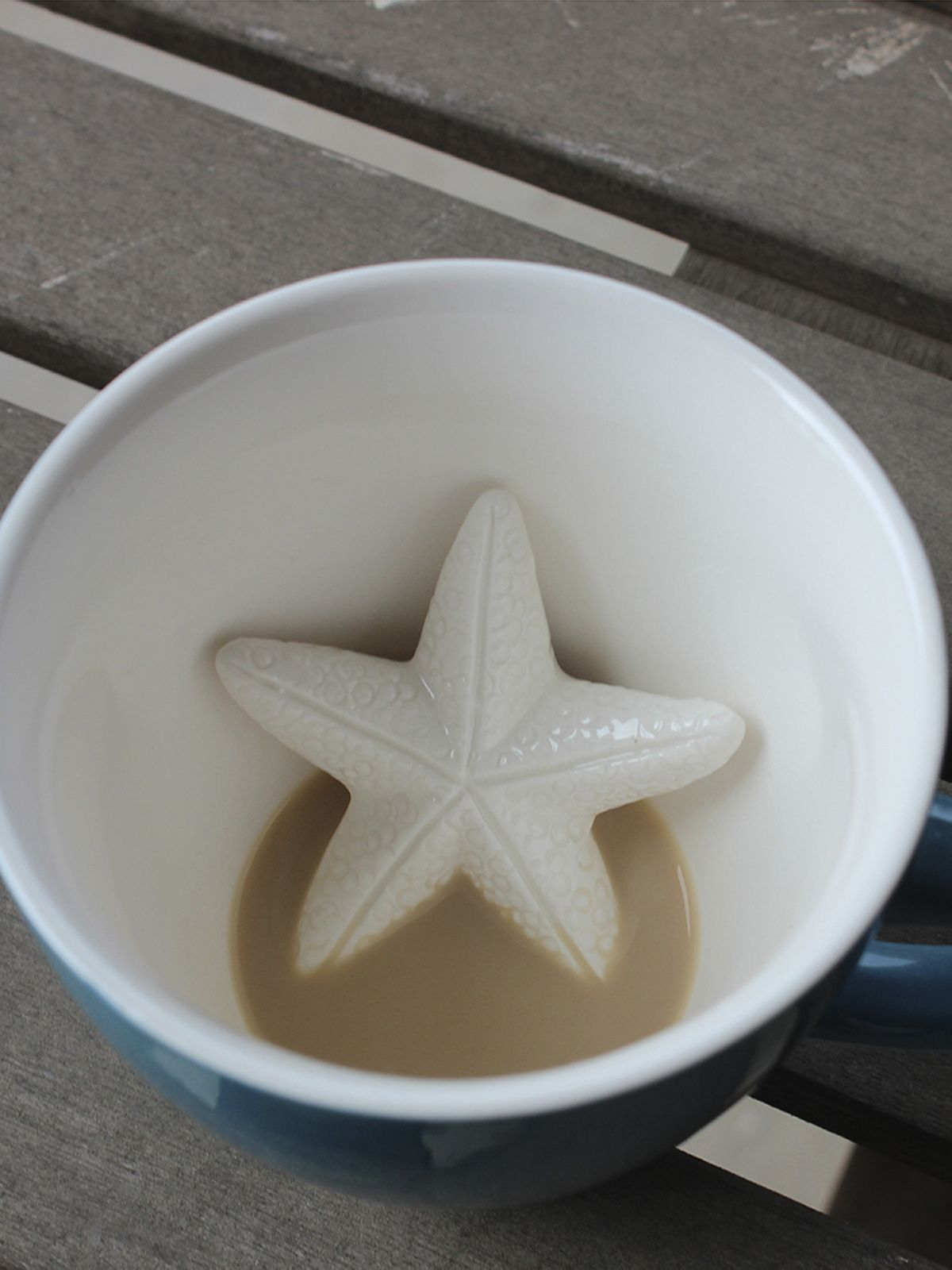 Пинкл (Pinkl) | Кружка с морской звездой | Creature Cups Starfish