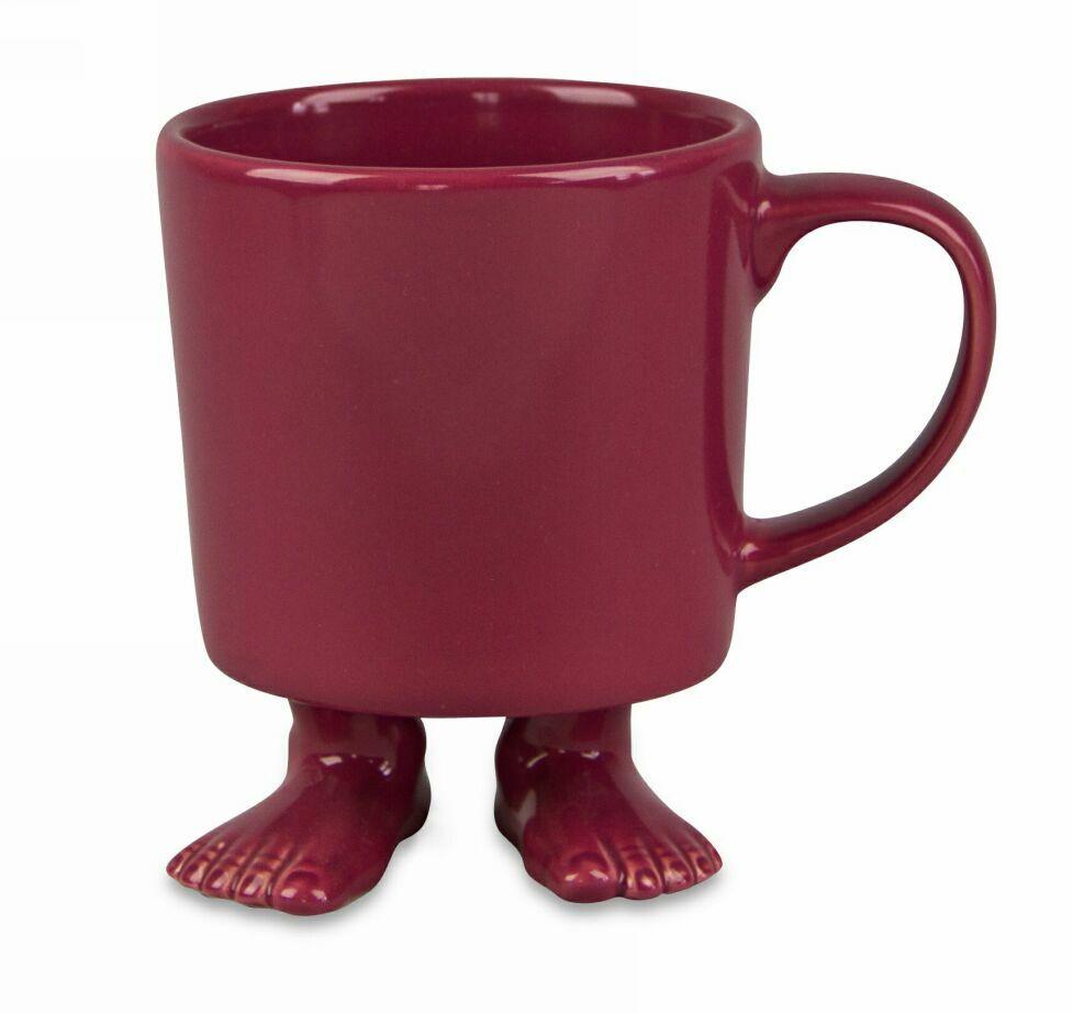 Пинкл (Pinkl) | Кружка цвет розовый | Dylan Kendall Efeet Collection Mug Rose