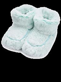 Сапожки-грелки мятные Marshmallow
