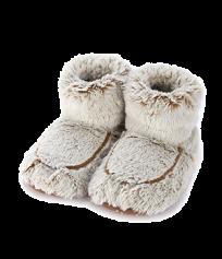 Сапожки-грелки бежевые Marshmallow