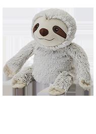 Игрушка-грелка Marshmallow Ленивец
