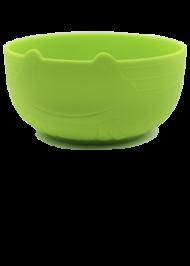 Детская миска для кормления aniBOWLS лягушонок (2шт)