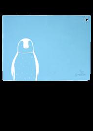 Коврик для кормления siliMAT пингвин