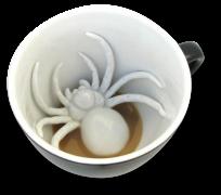 Кружка с пауком 330мл