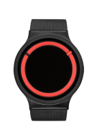 Ziiiro Eclipse Metalic Black Red
